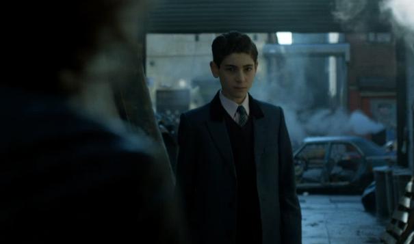 """""""Shh Selina, I'm incognito."""""""