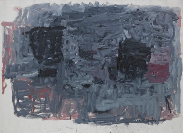Philip Guston, The Year, 1964.