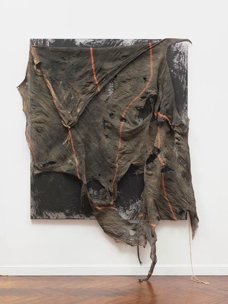 David Hammons, Untitled, 2008-14.