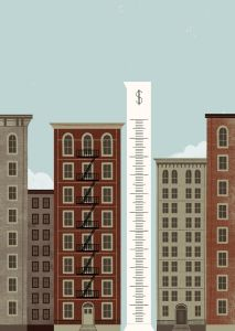 Ceiling height is changing the way brokers market listings.