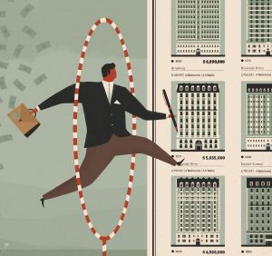 Agents and brokers find themselves jumping through hoops for prime listings.