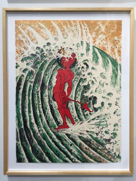 Surf Naked (2005).