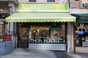 Chapati House in Harlem, NY.