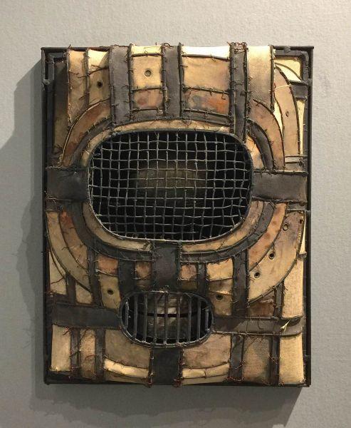 Lee Bontecou, Untitled, 1964.