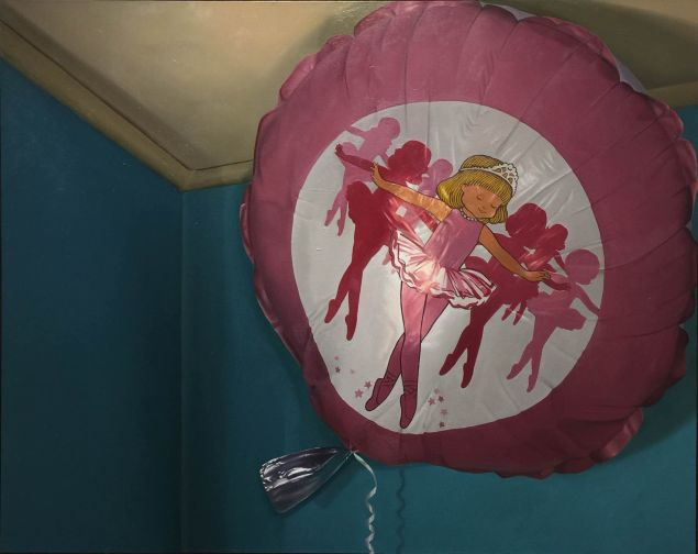 Catherine Murphy, Helium Balloon, 1992.
