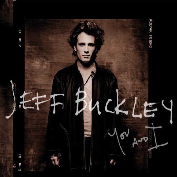 The cover of You and I, a posthumous compilation album by Jeff Buckley, to be released on March 11, 2016.