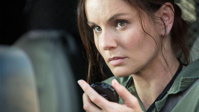 Sarah Wayne Callies as Katie Bowman.