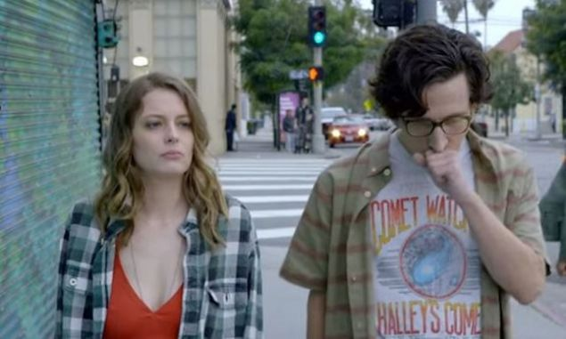 GIllian Jacobs and Paul Rust on Love.