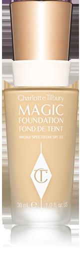 Charlotte Tilbury Magic Foundation, $44, CharlotteTilbury.com