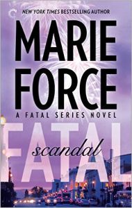 One of Ms. Force's books published with Harlequin.