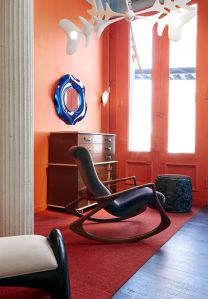 Donzella offers a wide range of Italian modernist designs by Parisi.