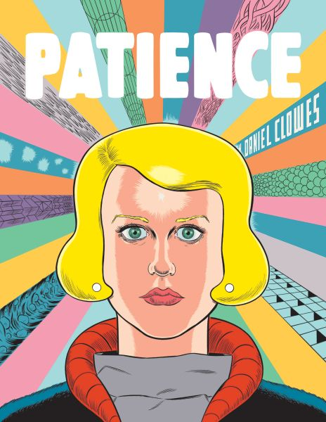 The cover of Patience.