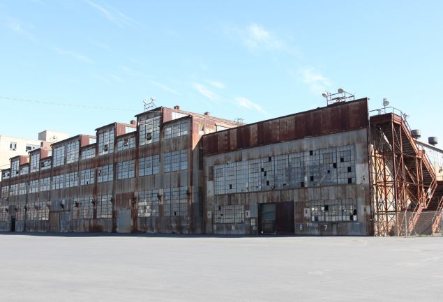 Untitled San Francisco will be located at Pier 70 in San Francisco's Dogpatch neighborhood.
