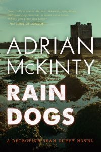 Cover to the American edition of Rain Dogs.