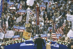 This year's Republican Convention may prove less celebration than showdown.