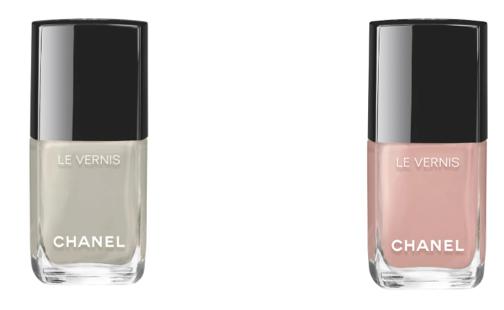 Chanel Le Vernis in Monochrome and Organdi