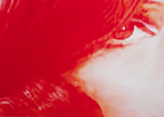 Judith Eisler, Red Margit 2 2013.