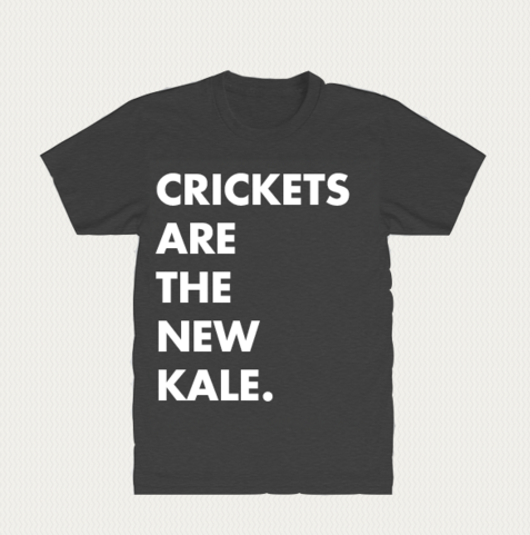 We actually captioned the first photo with this phrase before seeing the T-shirt.