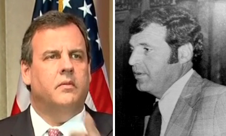 Christie and Del Tufo have both worked as U.S. attorney in NJ.