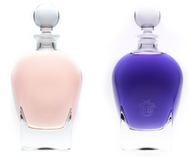 Eric Buterbaugh Florals Rose and Lilac Fragrances
