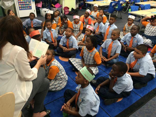 3rd grade read-aloud
