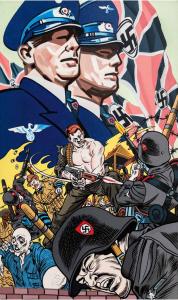 """Erro's """"Swastika,"""" 1974."""