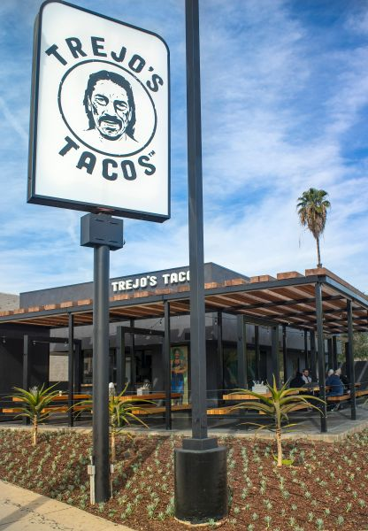Trejos Tacos, in an old Taco Bell.