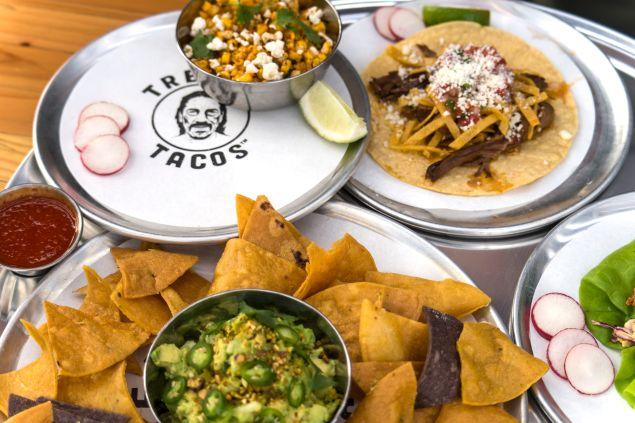 Trejos Tacos.