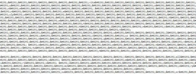This is what a page looks like if a user views the source code on a page with Genius Defender.