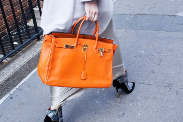 Be a Birkin girl, for at least one day