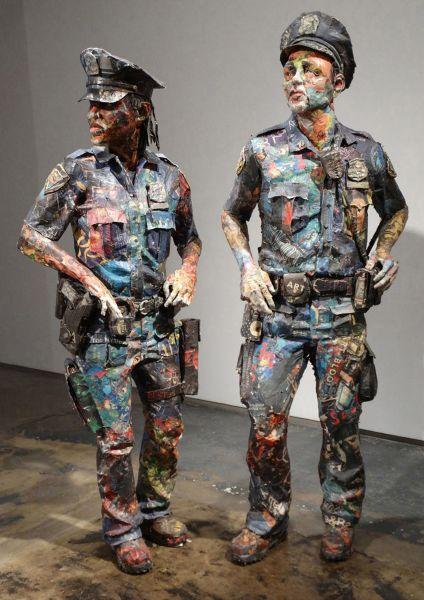 Will Kurtz, Cops, (2015).
