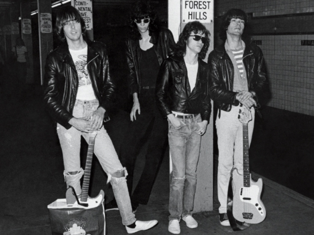 Forest Hills, Queens, natives, The Ramones.