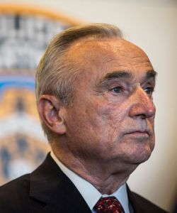 Commissioner Bill Bratton.