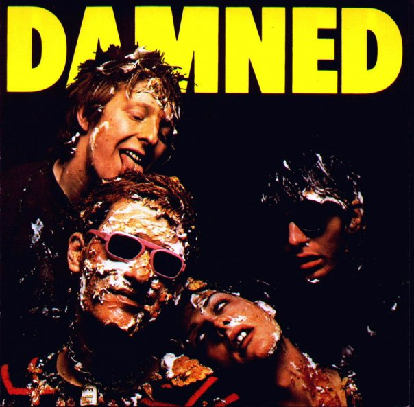 The Damned didn't have an album good enough for Rolling Stone's Top 40 Punk Albums of All Time, according to the magazine.