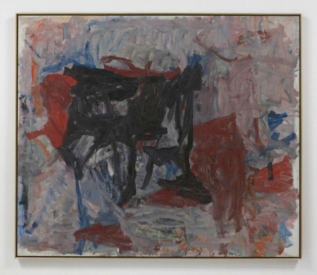 Philip Guston Untitled, (1958).
