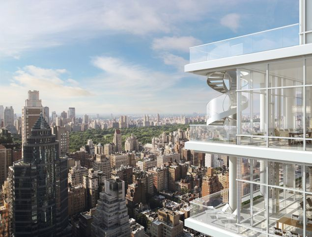 Here's what 200 East 59th Street is going to look like.