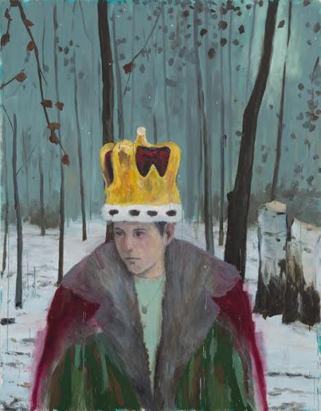 Enrique Martínez Celaya, The Crown, 2015.