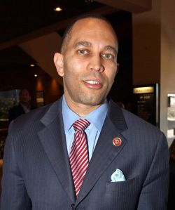 Congressman Hakeem Jeffries.