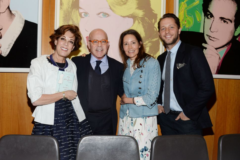 Peggy Siegal, William Norwich, Samantha Boardman, Derek Blasberg