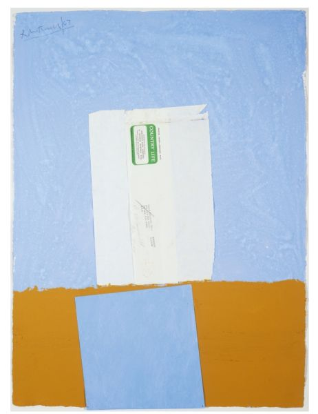 Robert Motherwell, Country Life No. 1, (1967).