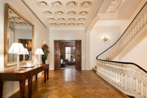 The Clarence Whitman Mansion at 7 East 76th Street is on the market for $50 million.
