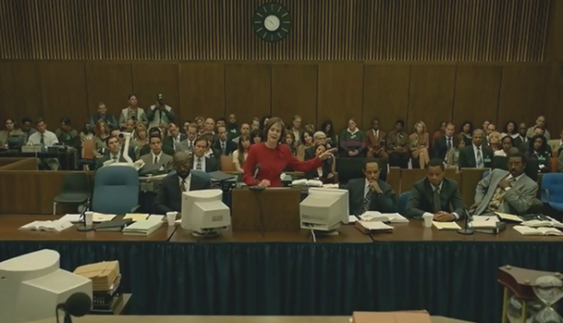 American Crime Story: The People v O.J. Simpson.