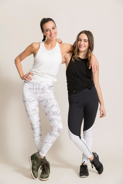Alala Style Custom Leggings Photography by Heidi Bohnenkamp Makeup by Claire Viehman