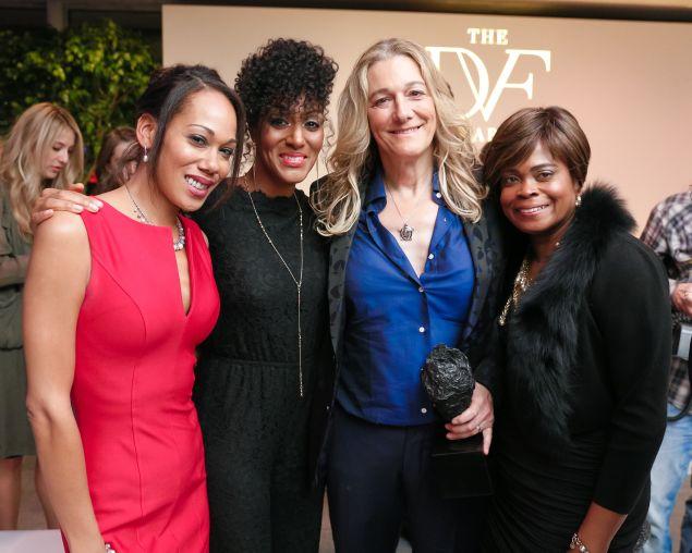Jenesis Rothblatt, Sarah Jones, Martine Rothblatt, Bina Rothblatt