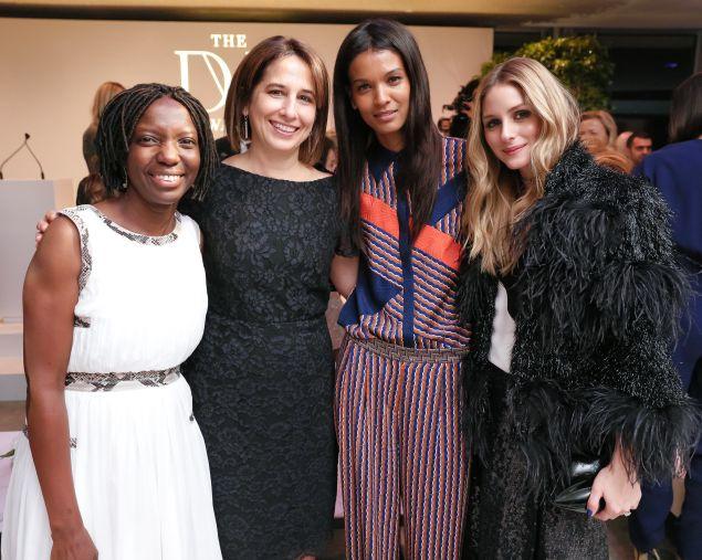 Agnes Igoye, Maria Pacheco, Liya Kebede, Olivia Palermo