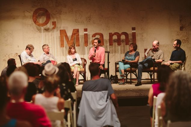 """Another great """"O, Miami"""" event."""