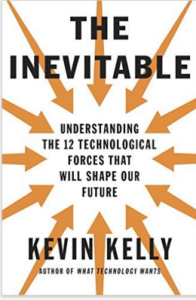 Cover of The Inevitable.