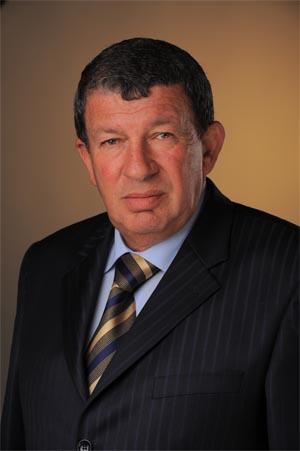 Boris Groysman, father of the PM.