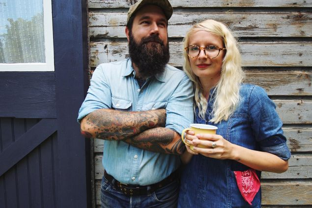 Denny and Erin, Owners of Escape Brooklyn
