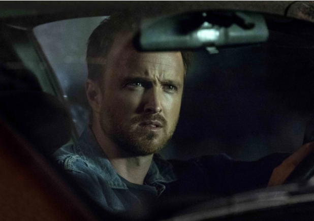 Aaron Paul as Eddie Lane.